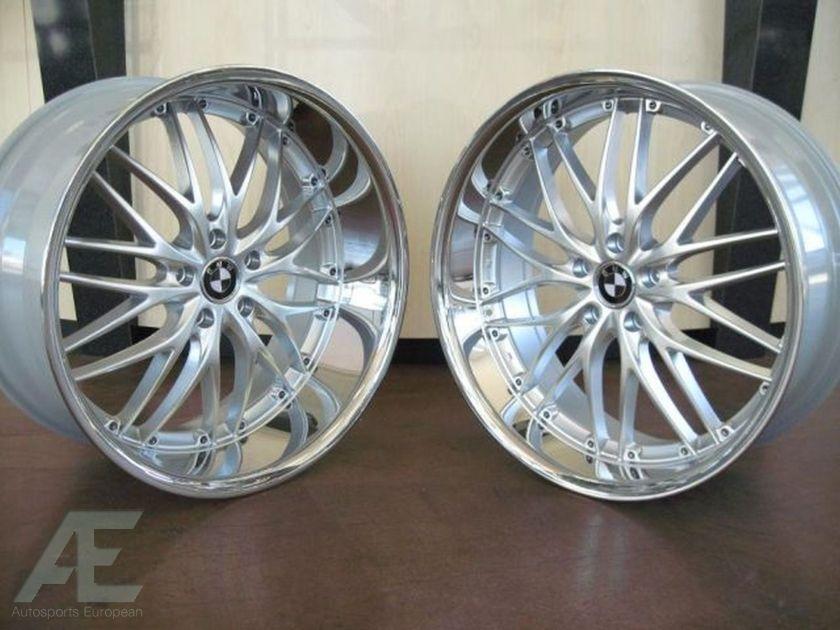 22 BMW WHEELS/RIM+TIRES 740i 740Li 745i 745Li E65 E66