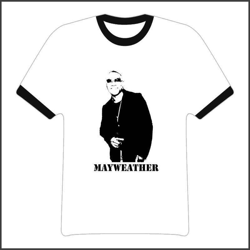 floyd mayweather boxing t shirt