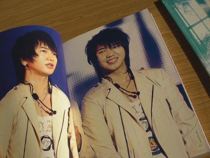 SUJU SUPER JUNIOR   YESUNG gureumsori 2011 Birthday Book SET Fan Club